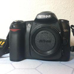 Nikon D50 with 3 lenses + lots of extras Thumbnail
