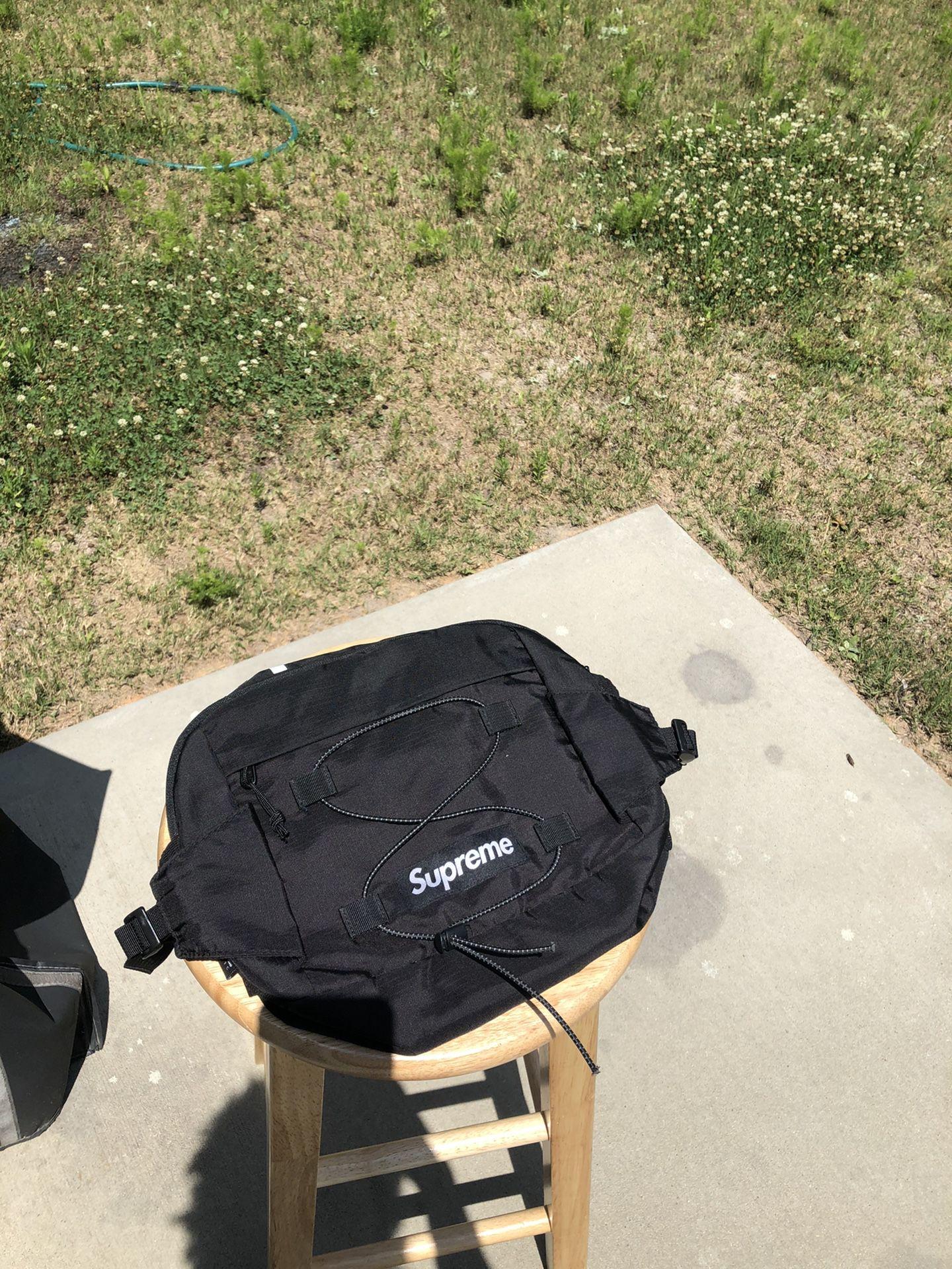 """SUPREME ss17 """"waist bag"""""""