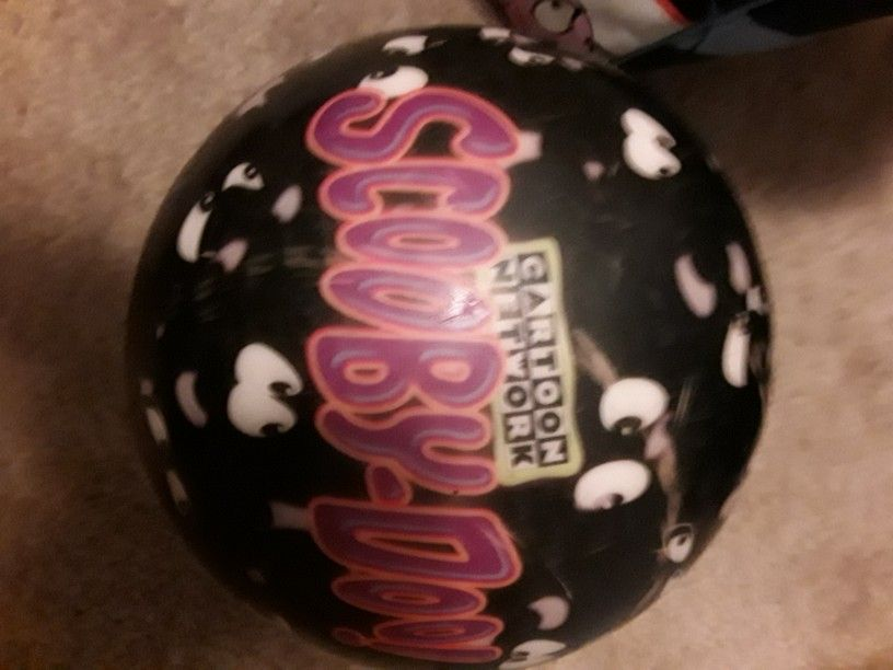 Scooby Doo Bowling Ball