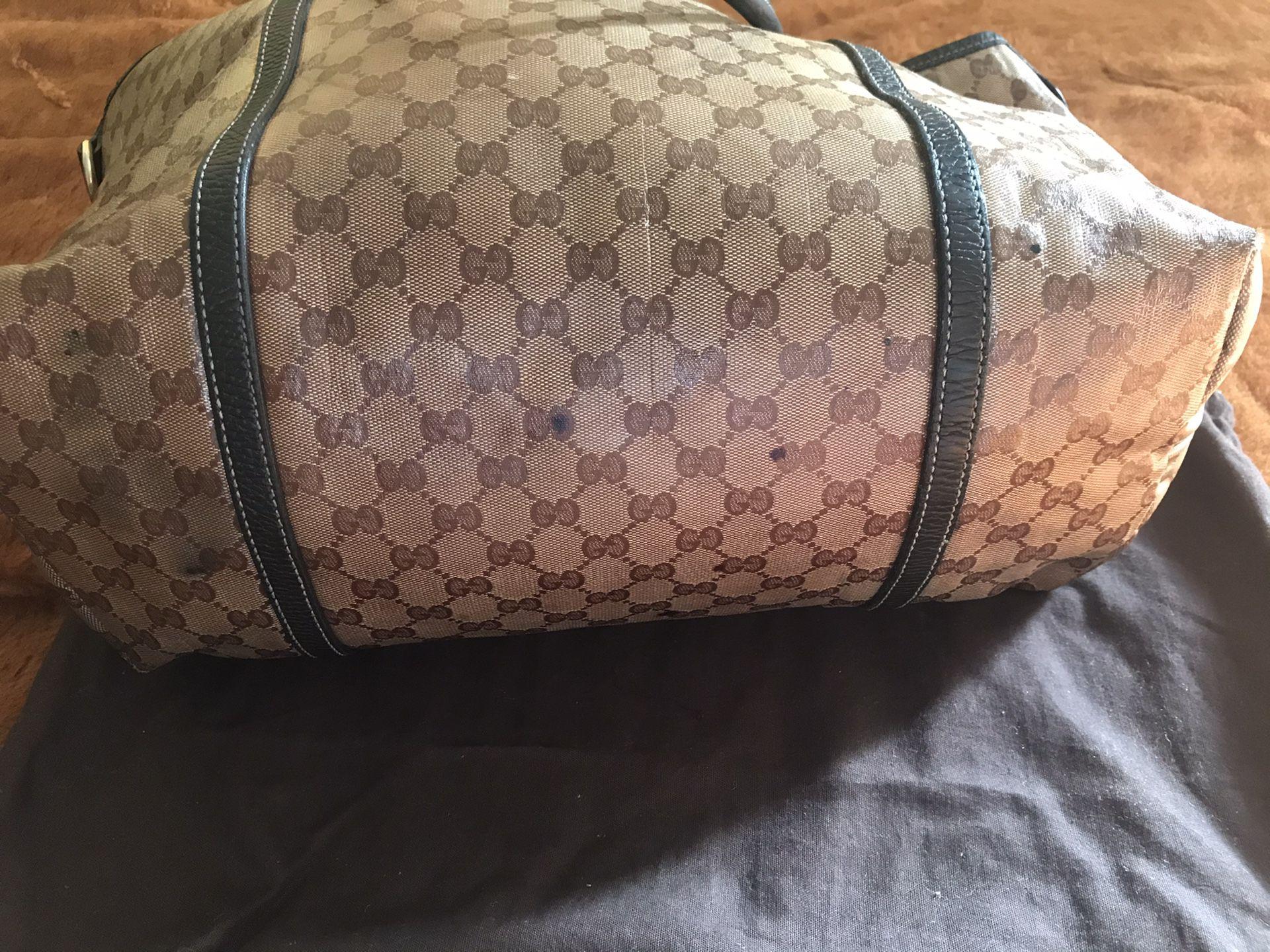 Crystal Gucci Crystal Tote
