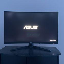 """ASUS TUF Gaming Monitor 31.5"""" Curved  Thumbnail"""