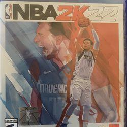 NBA 2K22 Thumbnail