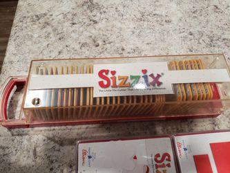 Sizzix Diecutting Set Thumbnail