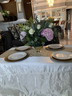 Fancy Table Runners For Weddings, Or Any Special Event ,  Thumbnail