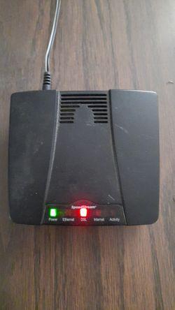 SIEMENS SpeedStream 4100 Ethernet DSL Modem Thumbnail
