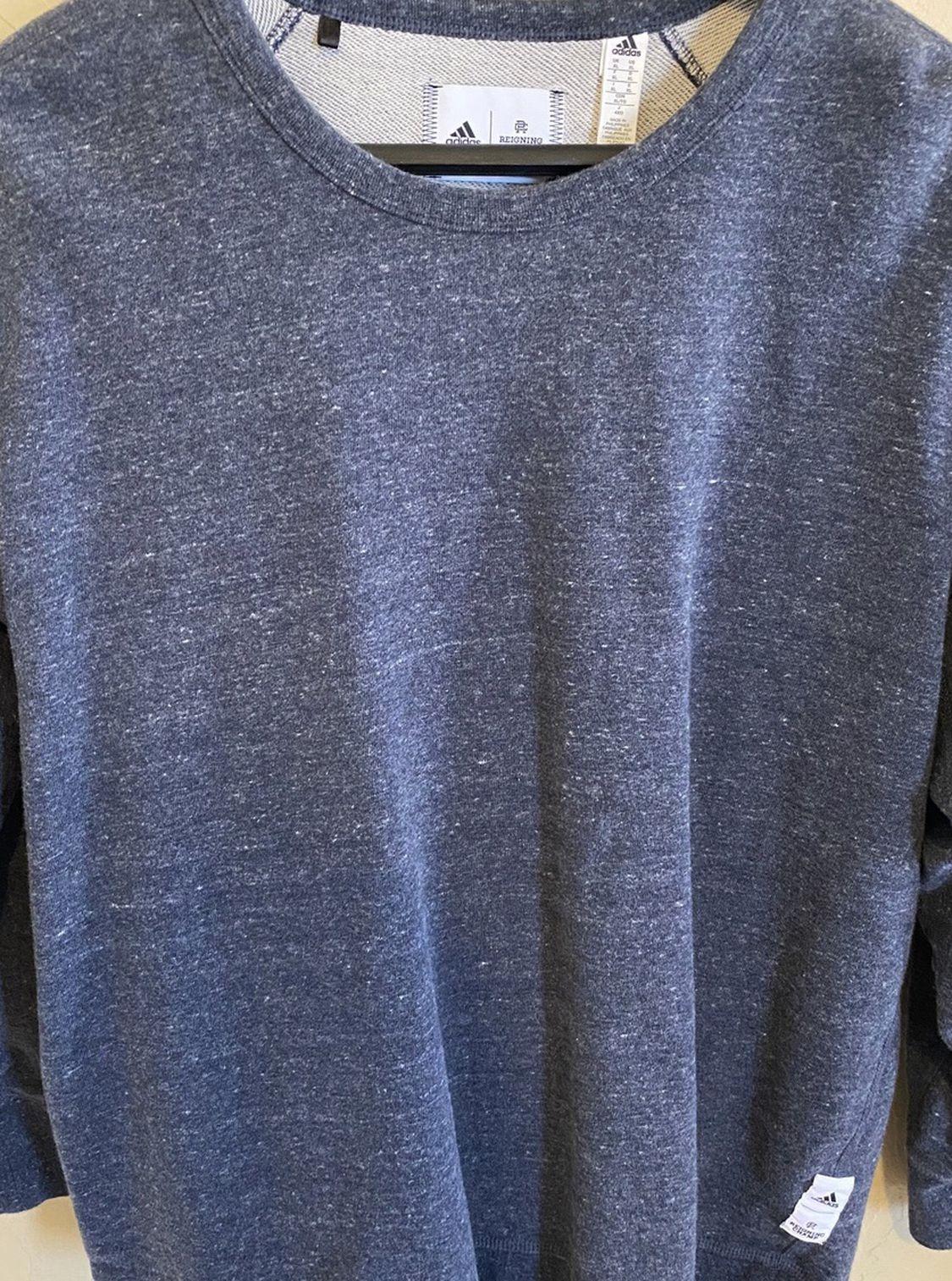 Reigning Champ X Adidas Crew Neck Sweater XL