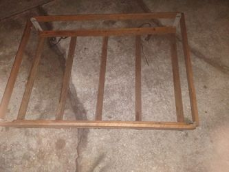 Wooden Roof Rack Thumbnail