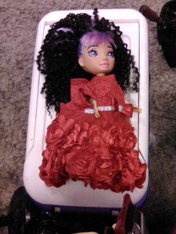 Gently used Bratz doll