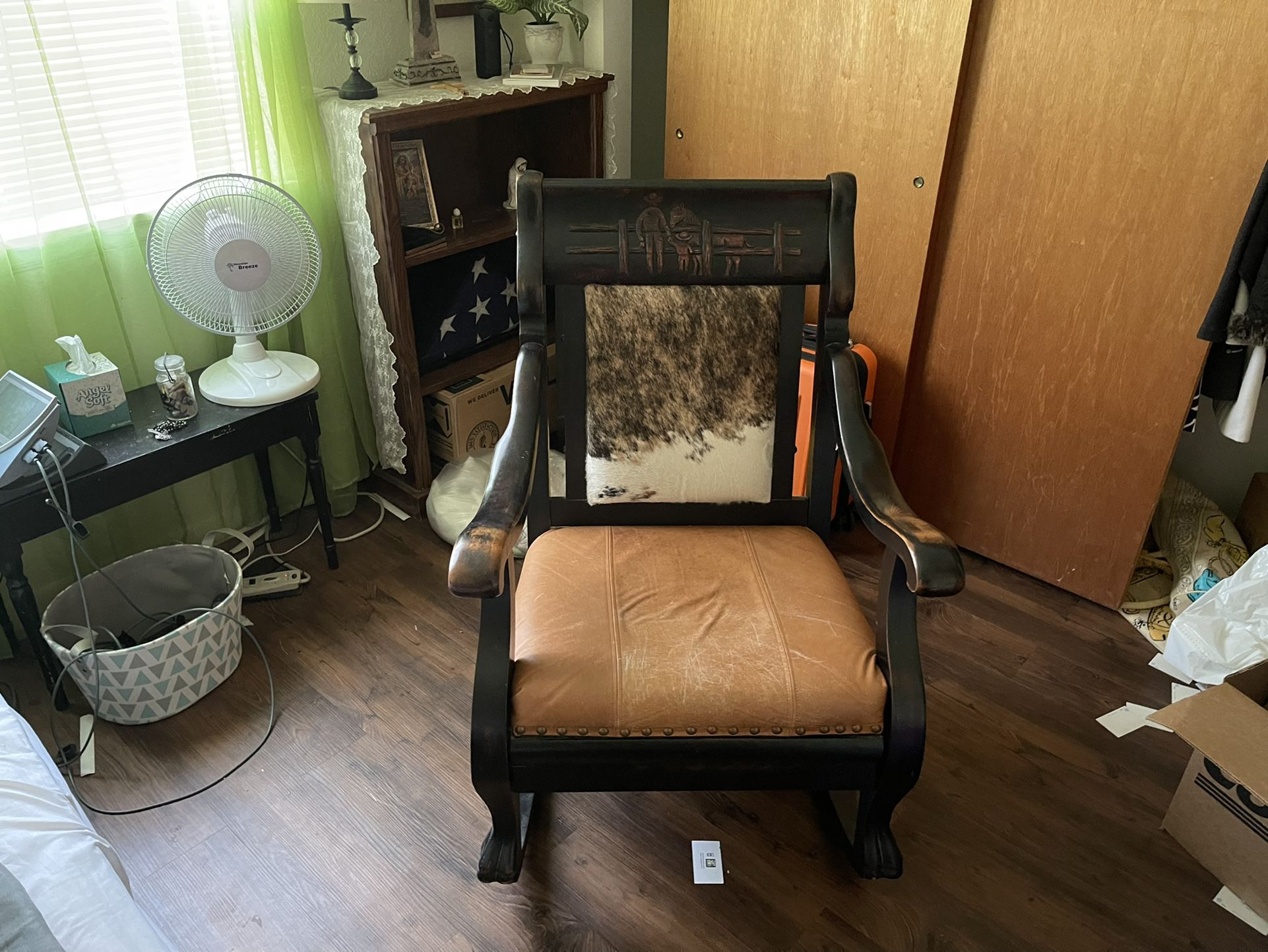 Western Style Rocking Chair