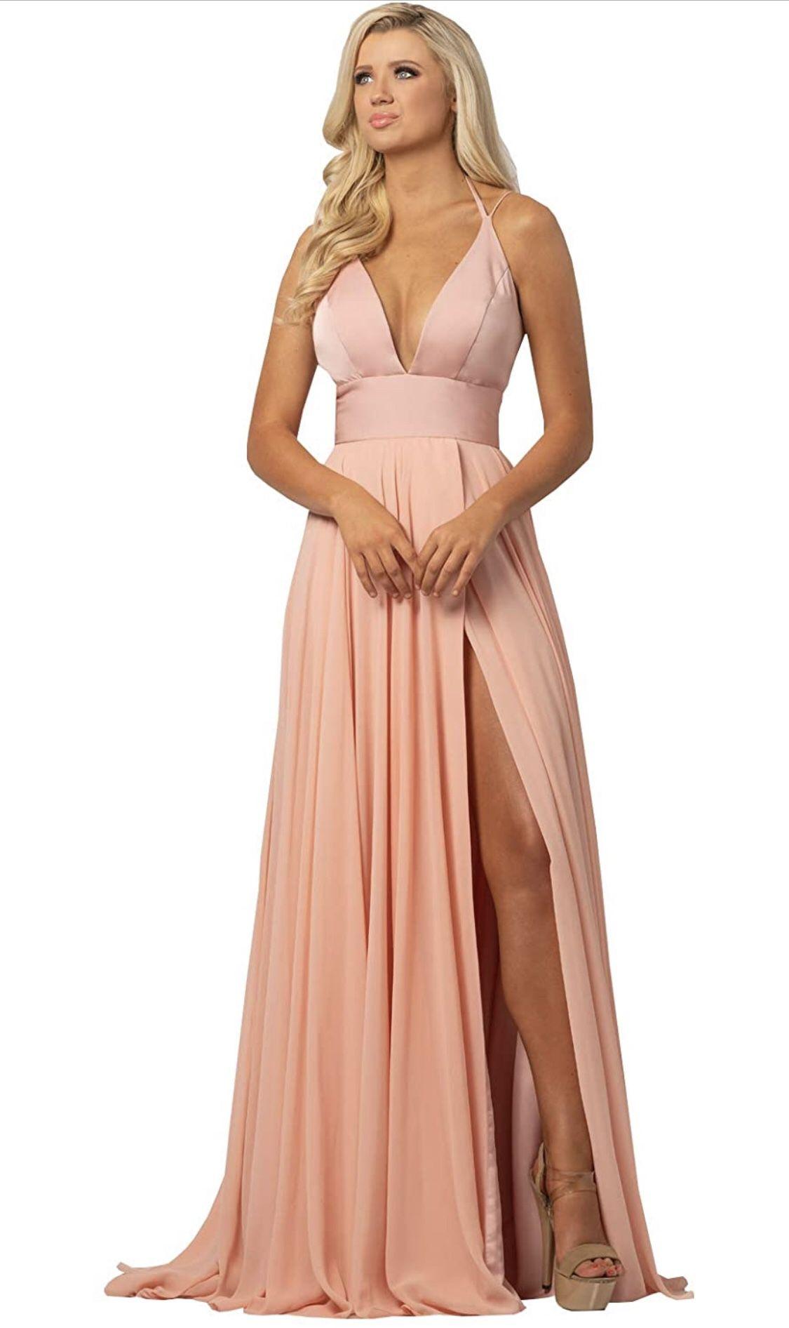 Solodish Blush Pink Dress