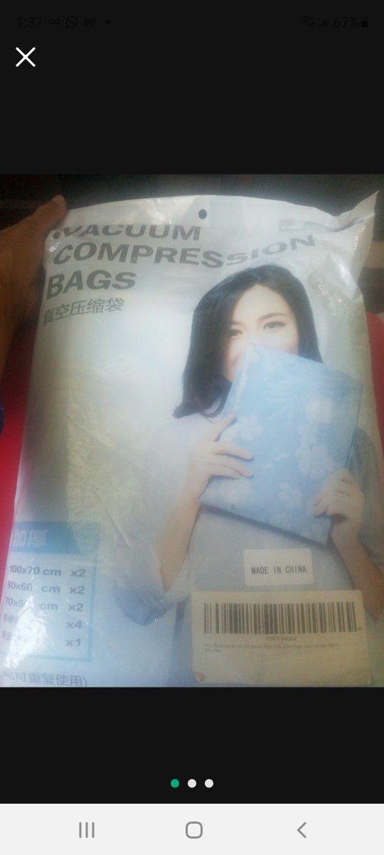 Vacume Compression Bag