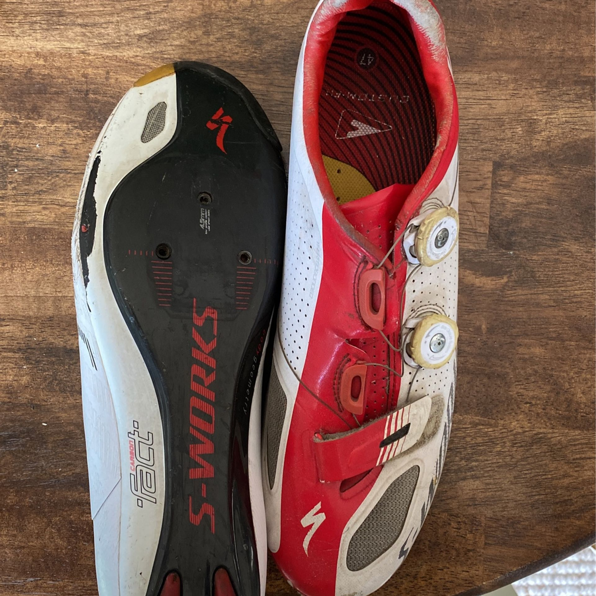 S-works Cycling Shoes Carbon Boa Size 13/ 47
