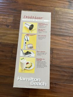 Hamilton Beach DrinkMaster Thumbnail