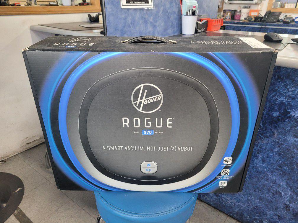 Rogue Robot Vacuum
