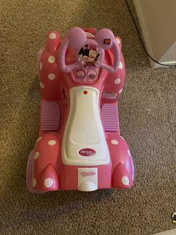 Minnie Mouse car Thumbnail