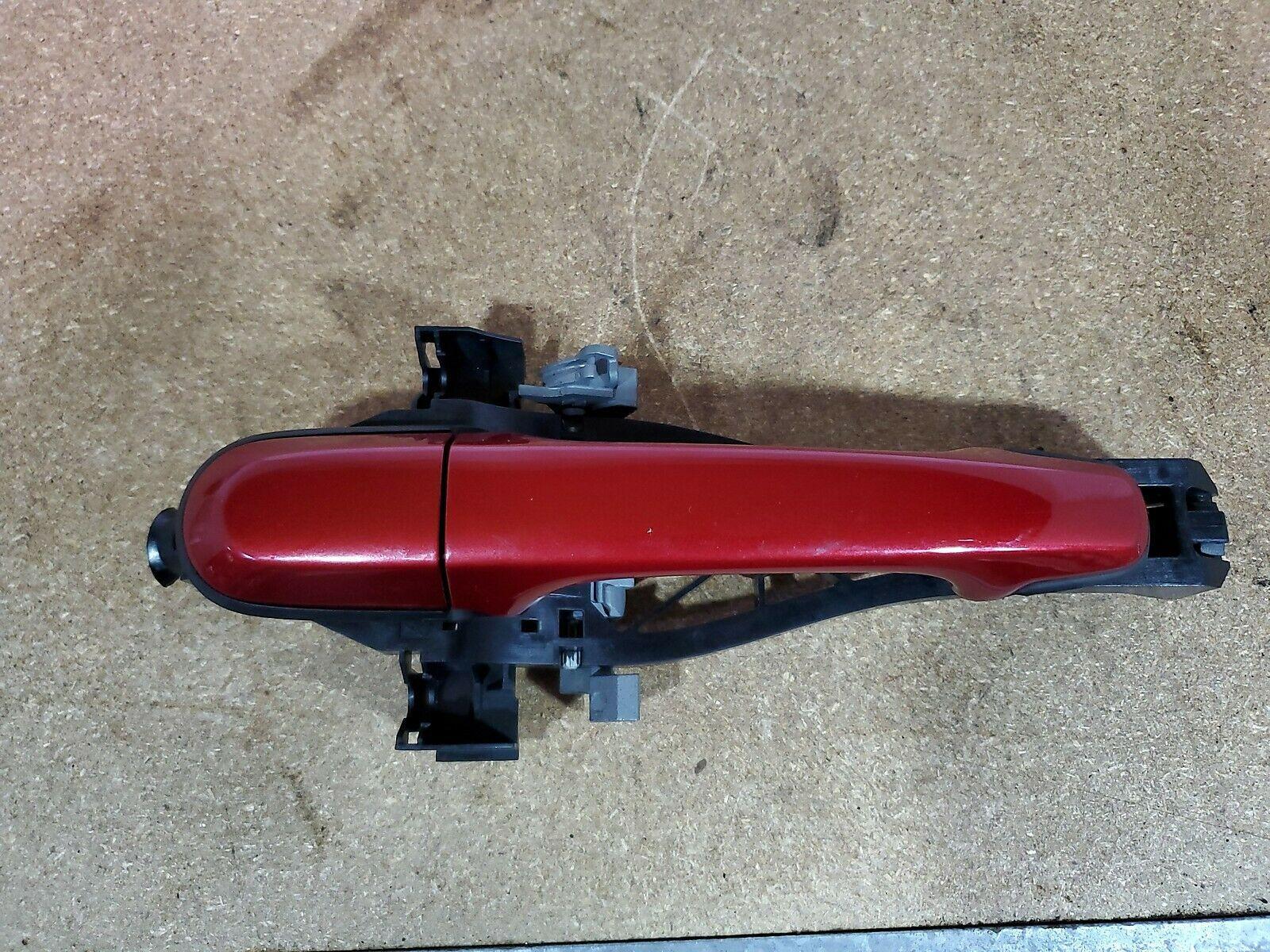 JAGUAR XF X250 FRONT EXTERIOR DOOR HANDLE RIGHT