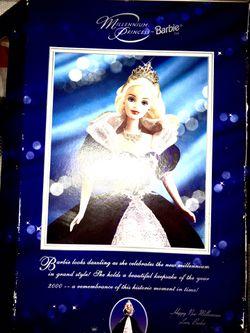 Millennium Princess Barbie Doll 2000 Thumbnail