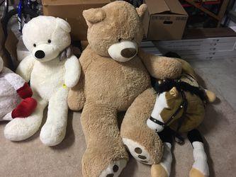 Giant stuffed animals Thumbnail