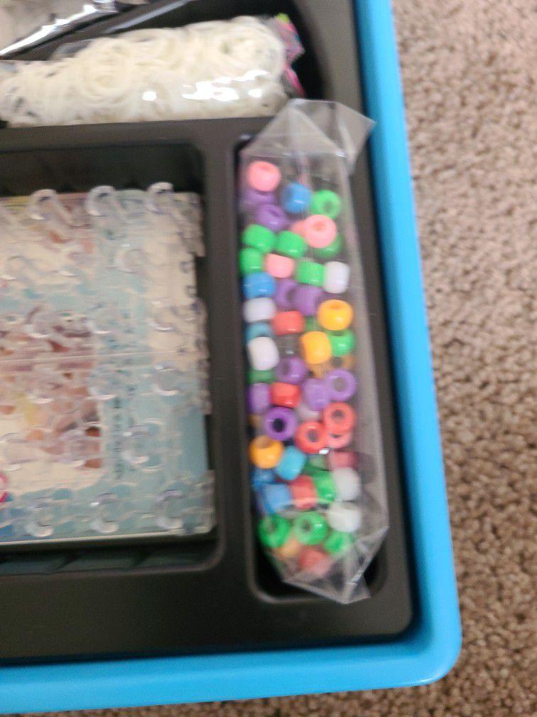 Rainbow Loom Mega Bracelet Creating Set