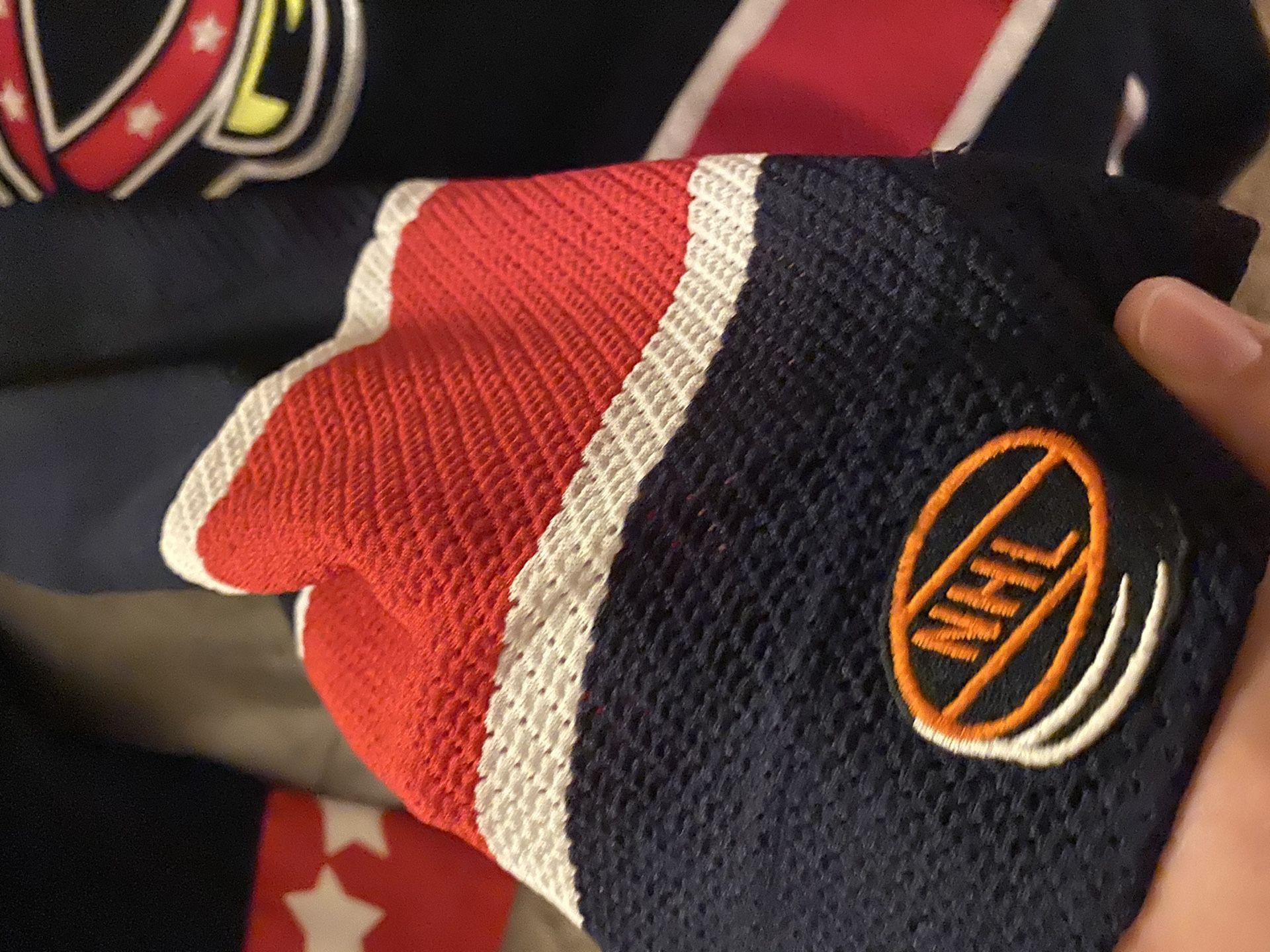 Columbus Blue Jackets jersey, size 2XL