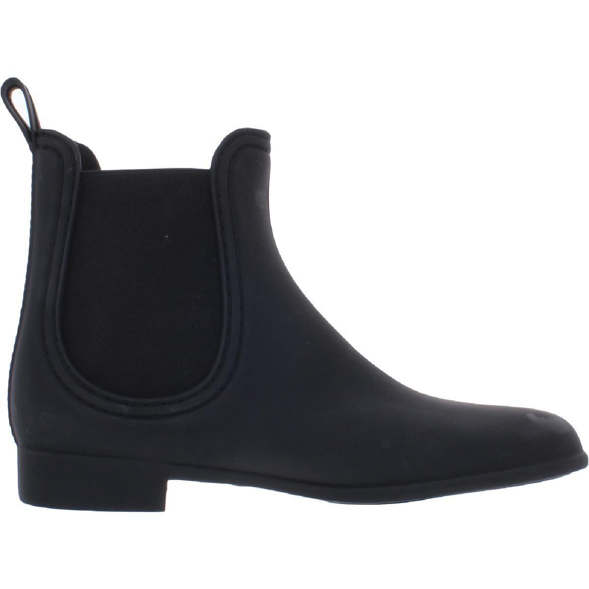 JC Play by Jeffery Campbell Womens Chelsea Boots Black Size 7 Medium (B,M)