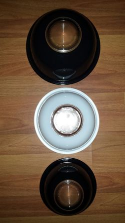 Pyrex nesting bowls Thumbnail