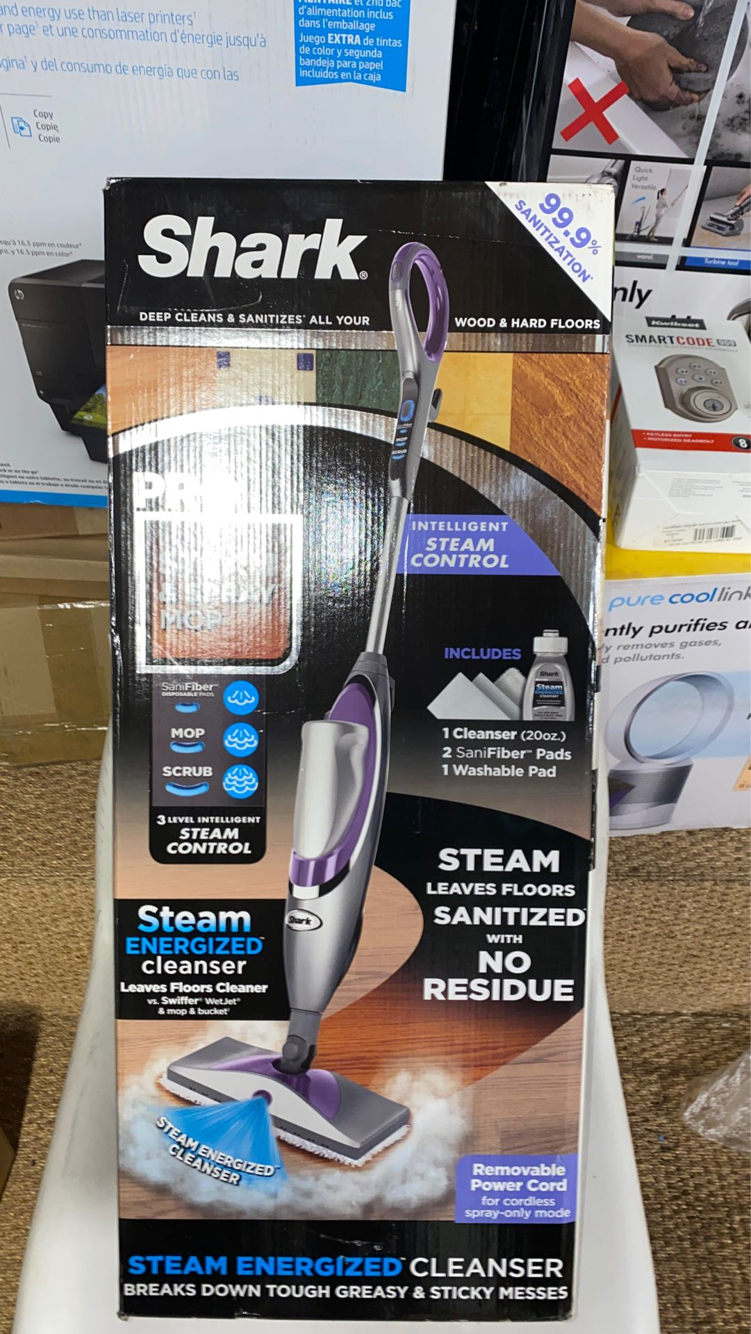 Shark Pro Steam and Spray Mop