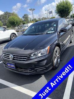 2017 Volkswagen Passat Thumbnail