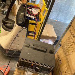 24v Forklift Battery Charger  Thumbnail