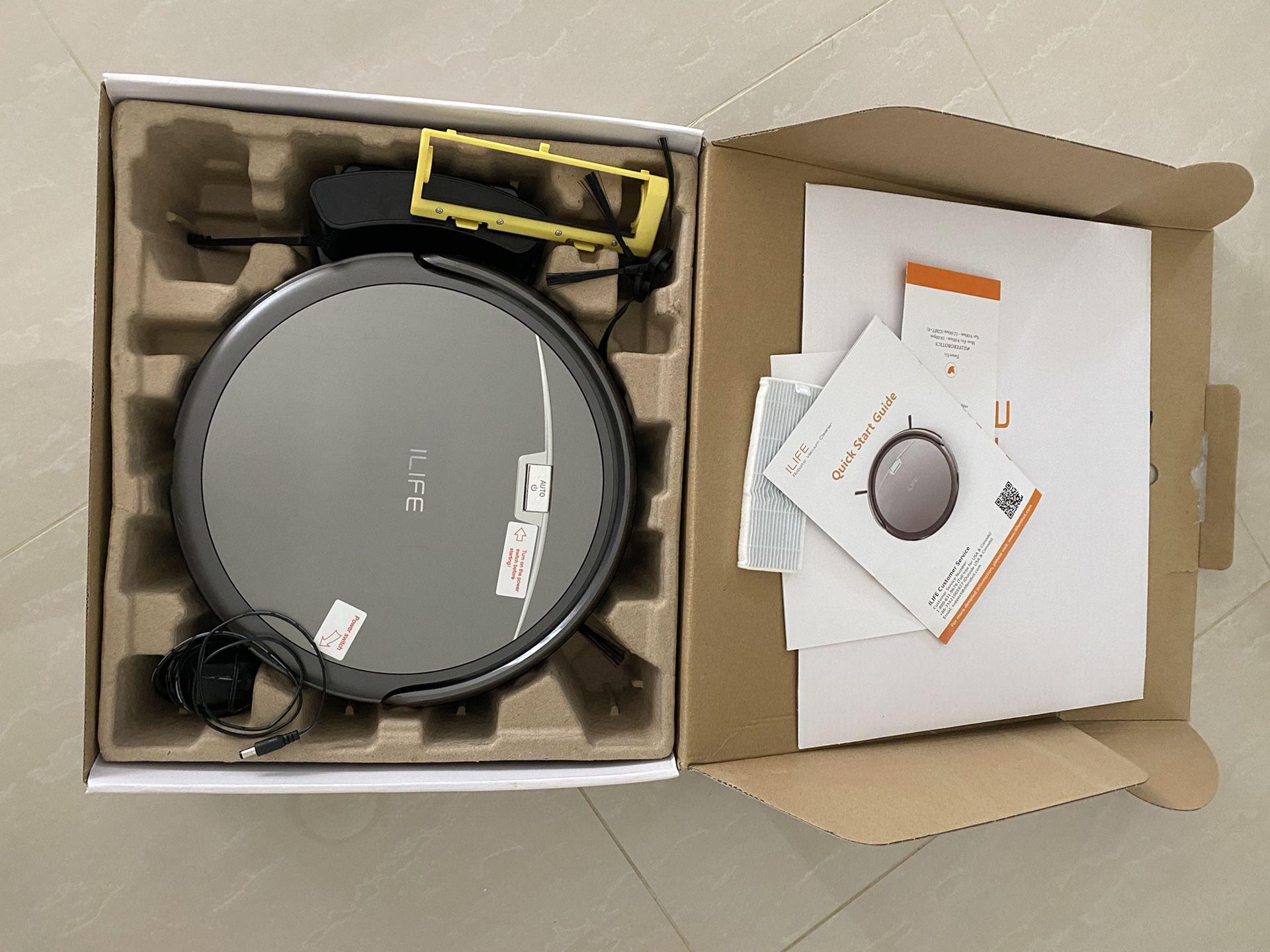 Robot Vacuum Cleaner ( Roomba )