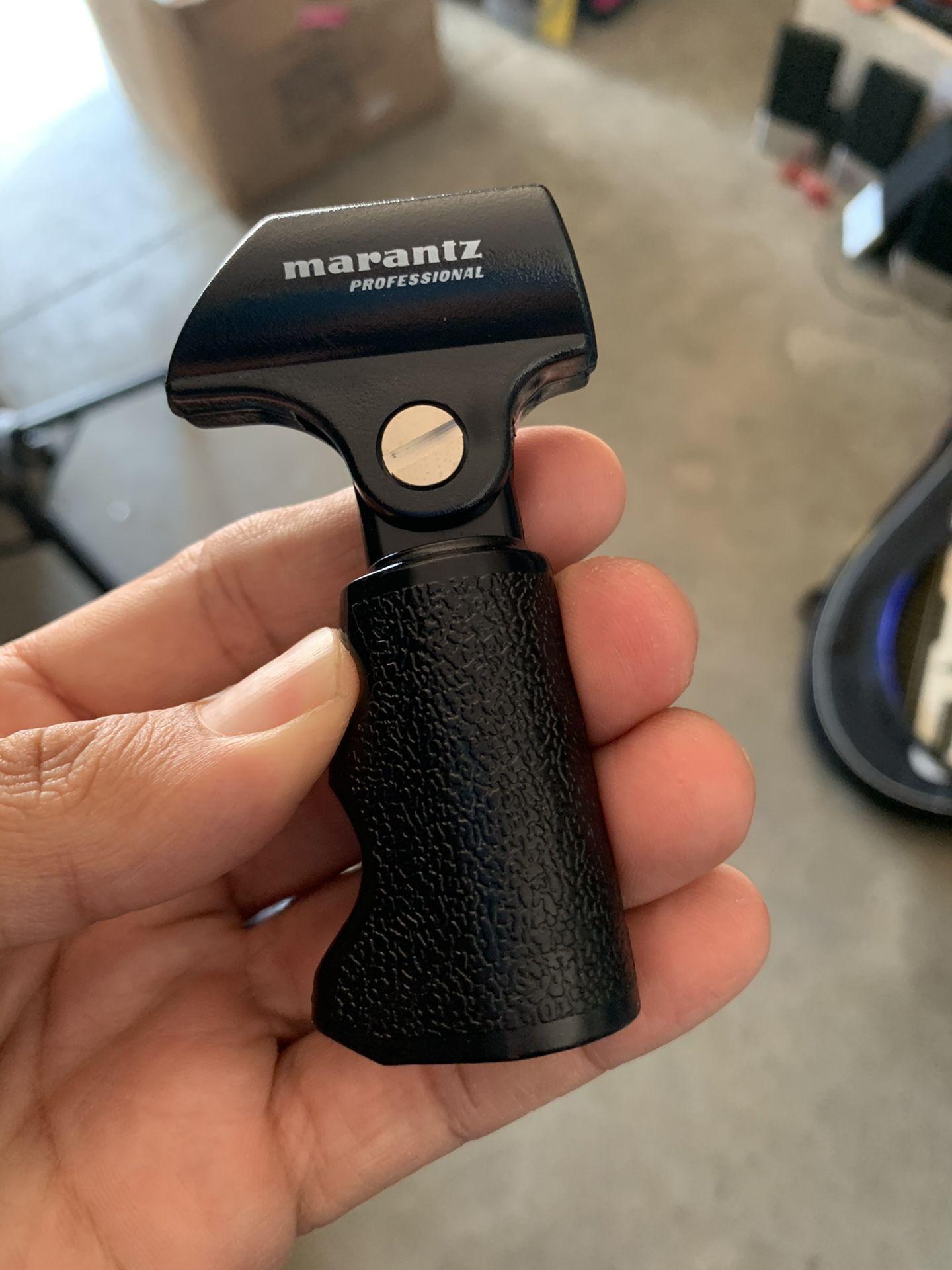 Microphone holder marantz