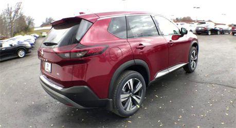 2021 Nissan Rogue Thumbnail