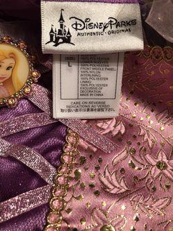 Disney Princess Rapunzel Costume Thumbnail