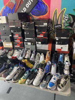 Shoes For Sale Jordan Adidas Supreme Lebron Thumbnail