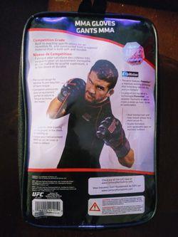 UFC MMA Gloves Thumbnail