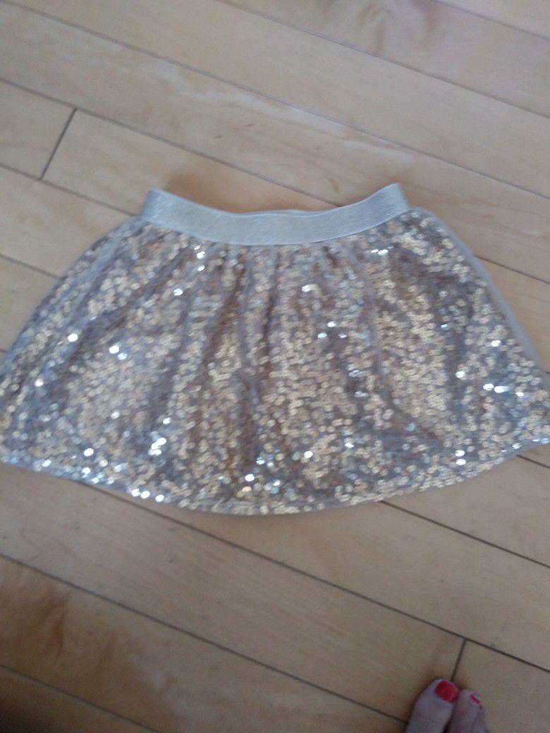 Girls Crazy Skirt