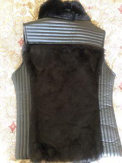 Women Vest/coat  Size Med Thumbnail