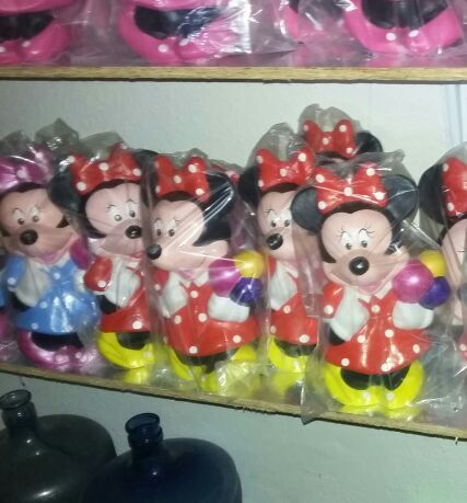 Red minnies mouse