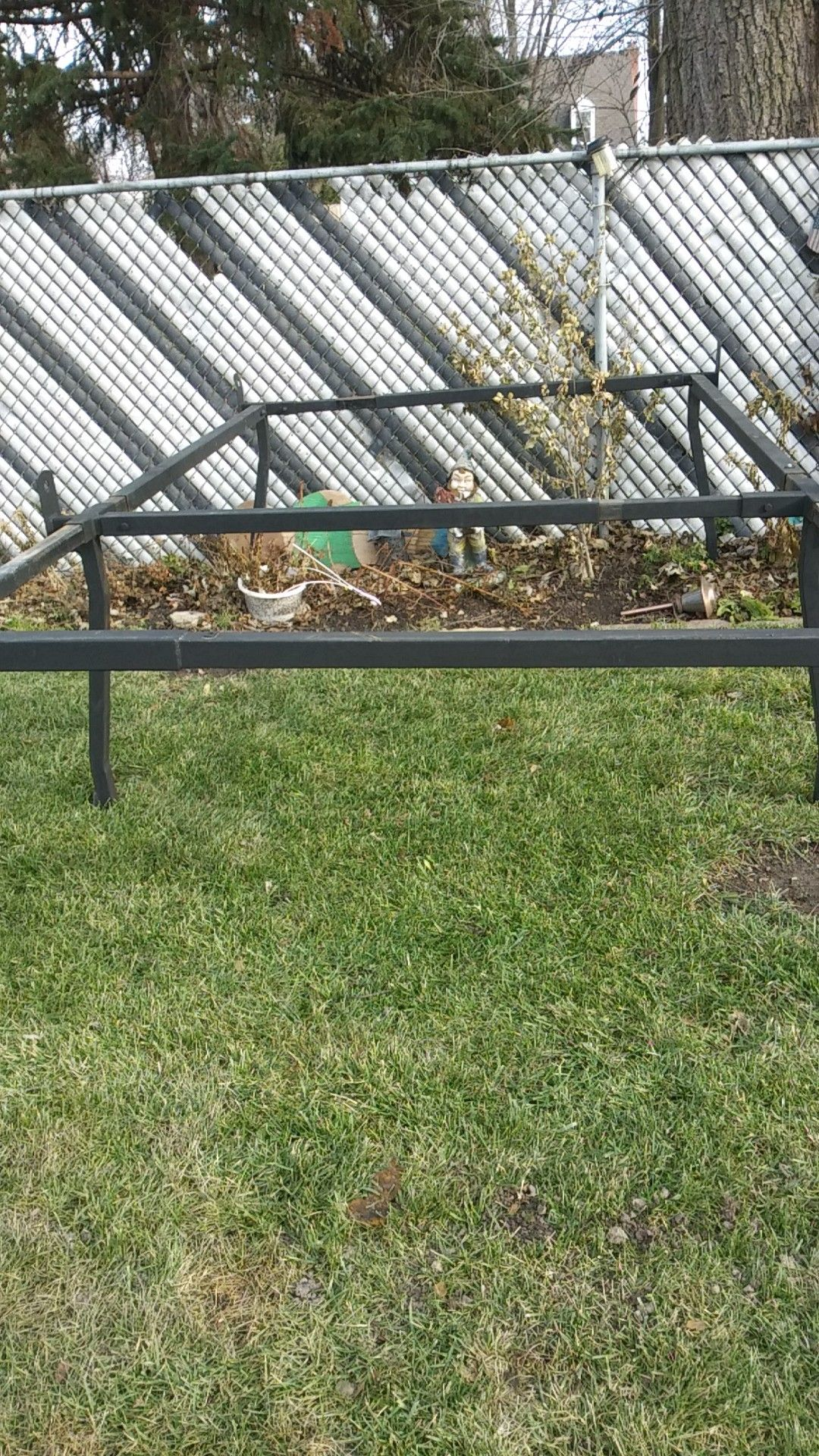 Truck bed ladder rack