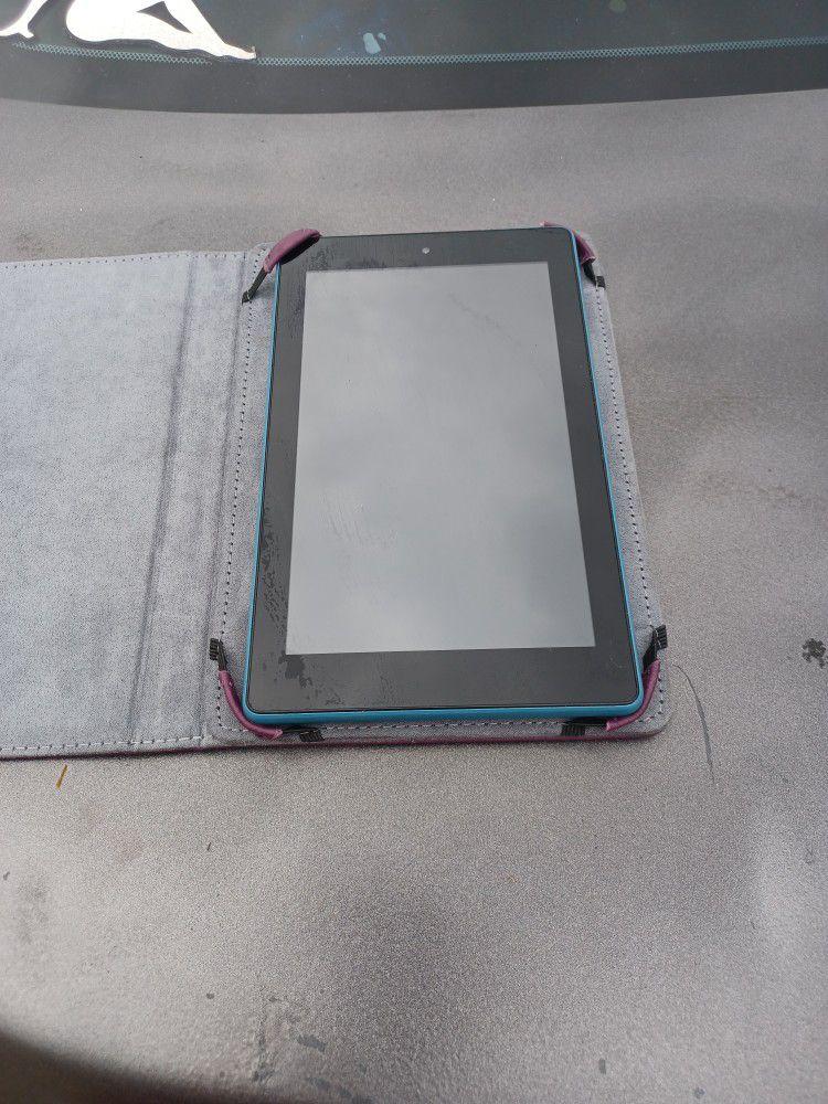 Amazon. Fire Tablet