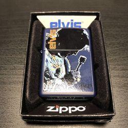 Elvis Presley Zippo Thumbnail