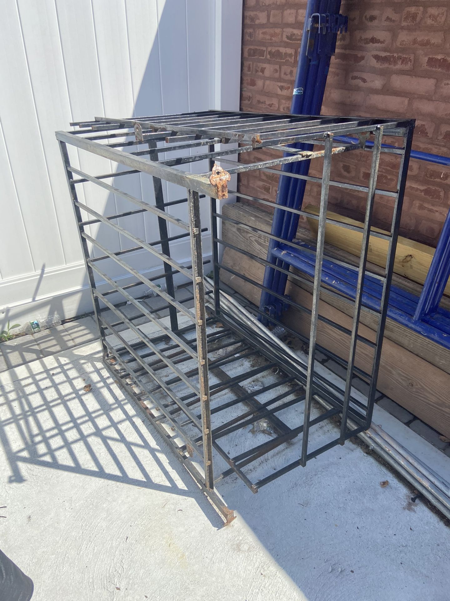 AC CONDENSER STEEL COVERS