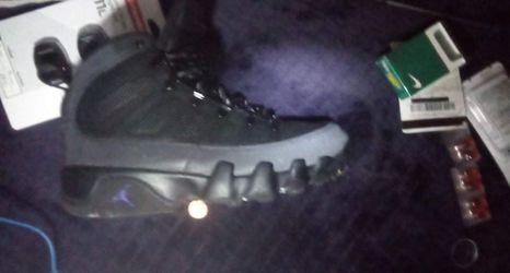 Jordan 9 Waterproof Size 8.5 Thumbnail