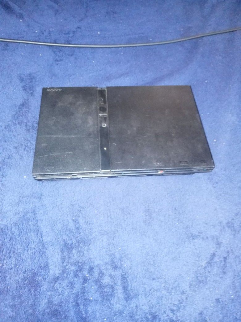 PS2 Slim Just Console