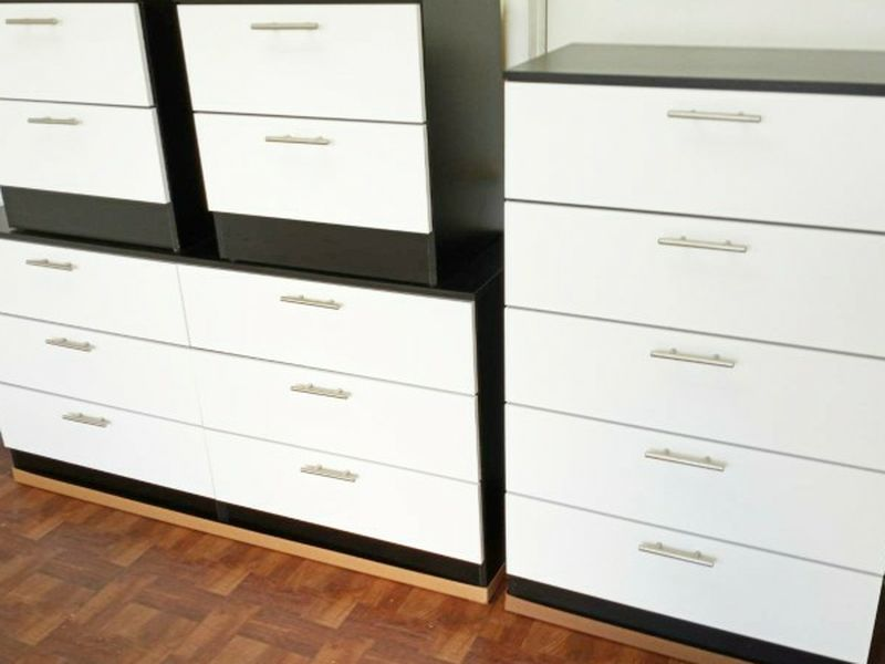 NEW DRESSER. CHEST. 2 NIGHTSTANDS. ALSO SOLD SEPARATELY
