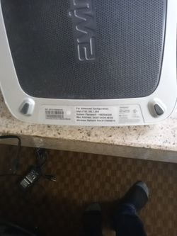AT&T 2Wire 3800HGV-B Gateway DSL Modem Home WiFi Router Thumbnail