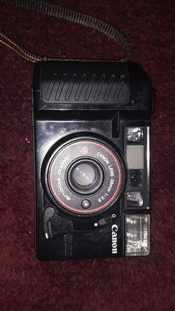 Canon vintage film camera Thumbnail