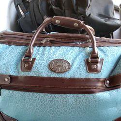 Reba Santa Fe IV Rolling Luggage Bag Thumbnail