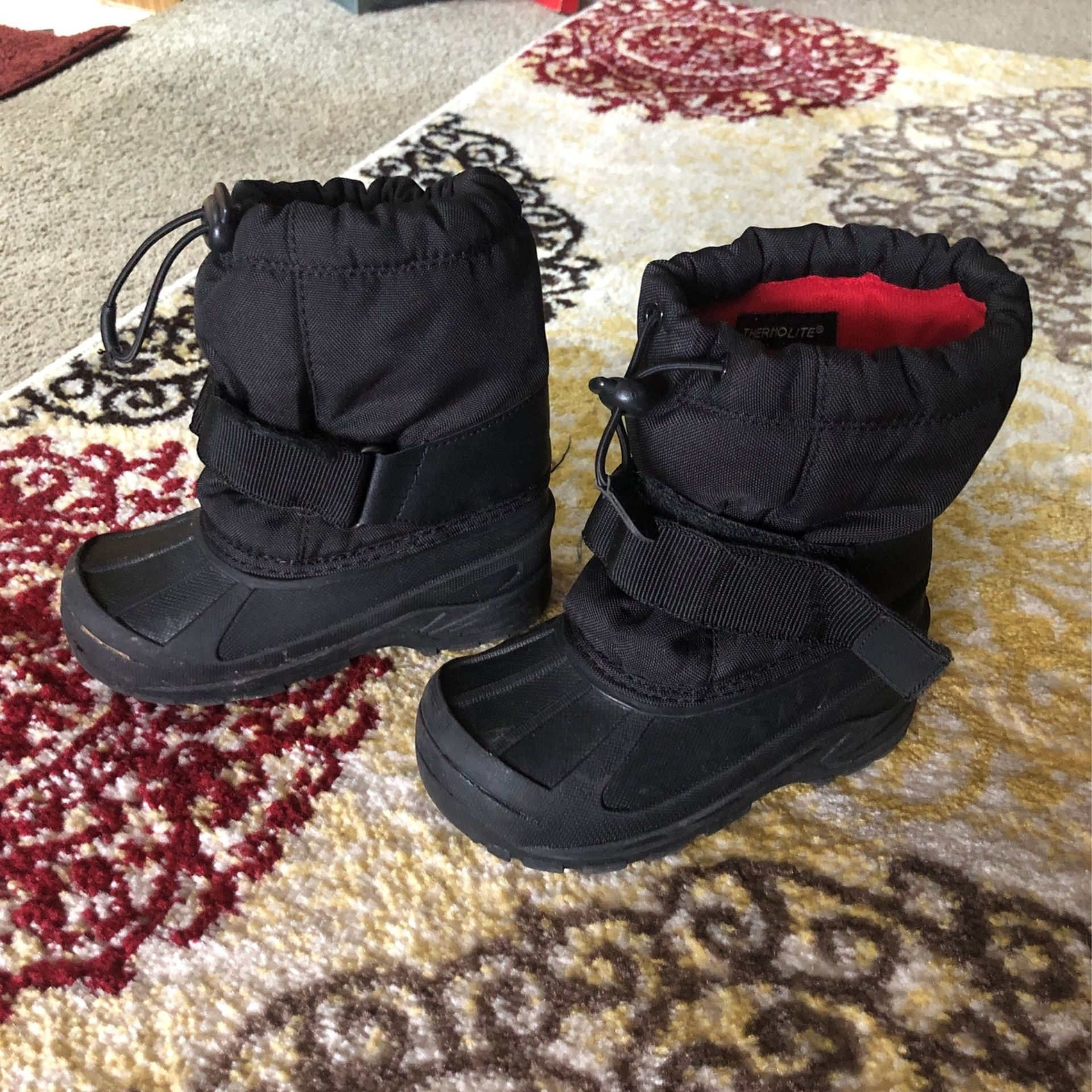 Toddler Snow Boots - 9/10