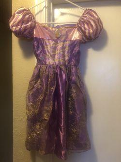 Disney dress Rapunzel Thumbnail